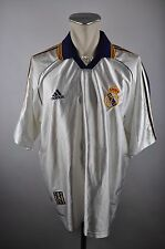 Real Madrid Trikot 1998-99 Size XL without Sponsor Adidas 90s oldschool Spain