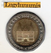 Allemagne 2006 2 Euro Lubeck A Berlin FDC provenant coffret 75000 exemplair