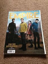 Empire Magazine #287 May 2013 Star Trek Into Darkness collector's cover