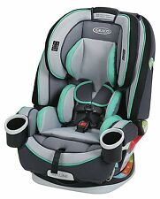 Graco Baby 4Ever All-in-1 Convertible Car Seat Infant Child Booster Basin NEW