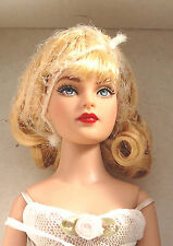"Tonner 10"" TINY KITTY Basic Necessities + Blonde Wig NIB LE500 MINT #TKBN2"