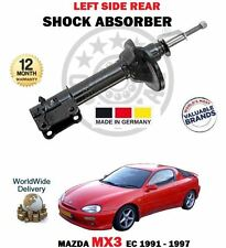 FOR MAZDA MX3 COUPE 1.6i 1.8i 1991-1997 1X LEFT SIDE REAR SHOCK ABSORBER SHOCKER