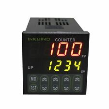Inkbird 100-240V CE IDC-S1RH Digital Preset Scale Counter Tact Switch Register