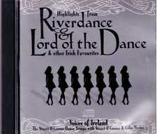 HIGHLIGHTS FROM RIVERDANCE & LORD OF THE DANCE CD
