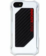 Ducati Corse Rogue Phone Cover I-Phone 5/5S Protective Carbon White elementcase