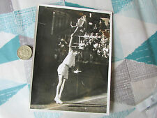 P  BLONDEL  1950's  France / French  TENNIS  Player  Original Photo