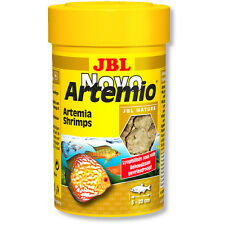 JBL NovoArtemio Novo Artemio Freeze Dried Artemia Brine Shrimp Fish Food 250ml
