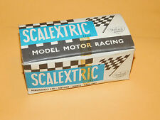 VINTAGE 1960S TRIANG GOOD CONDITION SCALEXTRIC SLOT CAR BOX ONLY