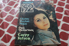 VERONICA # 2 1972 PEYTON PLACE PAUL MCCARTNEY WINGS JOHNNY HALLYDAY