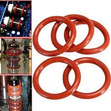 5x 19mm Tube Silicone Anneaux Amortisseur Anti Rumble Pr 12AX7 12AU7 12AT7 12BH7