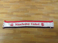 Vintage / Early MANCHESTER United red Devils FOOTBALL Scarf