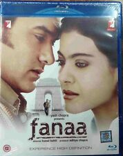 Fanaa Blu-Ray - Aamir Khan, Kajol - Official Bollywood Movie Bluray ALL/0