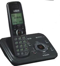 VTech CS6329 DECT 6.0 BLACK Cordless Phone with Answering System