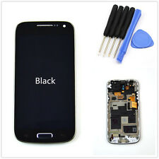 LCD Touch Screen Digitizer Display For Samsung Galaxy S4 Mini i9190 i9195 &Frame