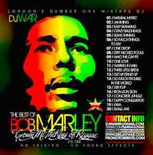 Bob Marley Mixtape CD - Greatest Hits /Best of/ Collection 2016 Reggae Wailers