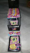 MY LITTLE PONY CCG DECK PROTECTORS FLUTTERSHY 60 SLEEVES BRAND NEW CHEAP !!