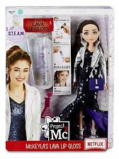 Project Mc2 Experiments with Doll- McKeyla's Lava Lip Gloss