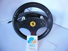 VOLANTE THRUSTMASTER FERRARI GT 3 IN 1 PC  PS3  PS2  Playstation 3 Playstation 2