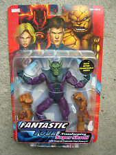 MARVEL LEGENDS FANTASTIC FOUR CLASSICS SUPER SKRULL ACTION FIGURE MINT RARE