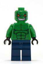 Lego DC Batman Minifigure Killer Croc 7780 **Mint**Very Rare**100% Genuine