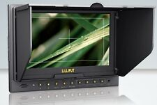 LILLIPUT 5D-II 7inch 1080p Video Monitor 1024X600 Camera HDMI for Canon 600D,5D3