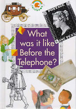What Was it Like Before the Telephone? (Rainbows),ACCEPTABLE Book