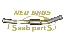 SAAB 900 9-3 INTERMEDIATE EXHAUST PIPE & FLEXI SECTION, NEW, OE QUALITY, 4750741