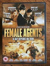 Sophie MArceau FEMALE AGENTS ~ 2008 French Resistance Drama | UK DVD