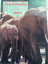 Teacher Big Book ANIMALS IN DANGER Kindergarten 1st  SHARED READING Ranger Rick