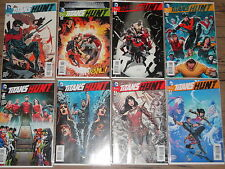 TITANS HUNT #1-8 NM 2015 complete series Nightwing Teen Titans DC Rebirth