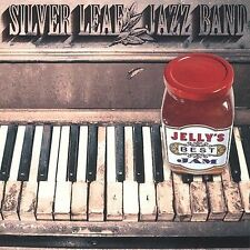 Jelly's Best Jam, Silver Leaf Jazz Band,Very Good, ### Audio CD with artwork-com
