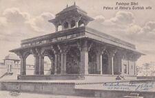 * INDIA - Fatehpur Sikri - Palace Akbar's Turk.Wife - Reid Surat Bombay '18 USCE