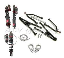 Roll Design Long Travel Arms + Elka Stage 5 Front Rear Shocks YFZ450R YFZ 450R