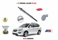 FOR KIA CARENS 1.6TD D4FB 2010-12--  NEW 1 X DIESEL GLOW PLUG