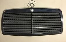 86-93 MERCEDES BENZ FRONT GRILLE 124 TYPE 300E 300CE 300TE NICE