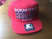 Nuevo con etiquetas de arranque Memphis Red Sox 1948 Clásico Gorra De Béisbol-Rojo