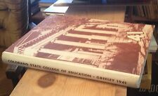 Colorado State College of Education GREELEY 1941 Yearbook FREE US SHIPPING