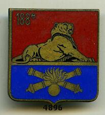 Insigne artillerie , 188  RALT.
