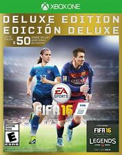 FIFA 16 (Deluxe Edition) - Xbox One NEW
