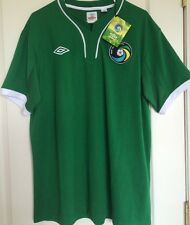 NWT Umbro NEW YORK COSMOS Jav Green Mens Shirt Size 48 NEW XXL XL
