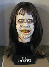 The Exorcist Regan bust life size movie head Linda Blair prop not mask or toy