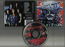 TRANSIT - Heartcore CD RARE MELODIC ROCK 1991 FIREHOUSE BB STEAL PINK CREAM 69