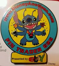 DISNEY PIN ALIEN STITCH PIN  EBAY AUCTIONS 2003 LE 5000  HARD TO FIND