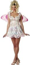 SEXY PIXIE FAIRY Adult 2 piece HALLOWEEN size S Costume with Wings FREE SHIPPING
