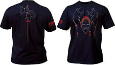 Cold Steel Samurai T-Shirt Black Cotton Mens MEDIUM TH1 NEW