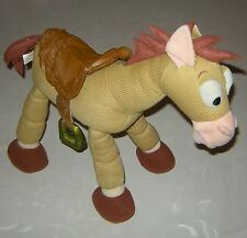 "✿ RARE DISNEY 15"" SOFT POSEABLE BULLSEYE HORSE WOODY JESSIE TOY STORY FIGURE"