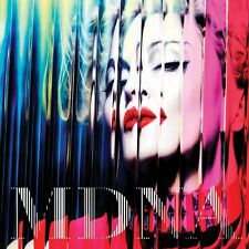 "MADONNA ""MDNA"" 2 CD DELUXE EDITION 17 TRACKS++++++++++++++NEU"