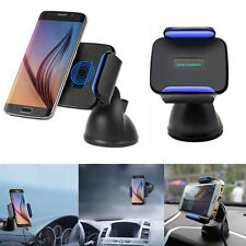 Qi Wireless Car Charger Transmitter Holder for Samsung Galaxy S7/S7 Edge/S6 2HOT