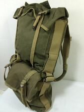 USMC US Marine Corps Top & Bottom Rucksack Backpack