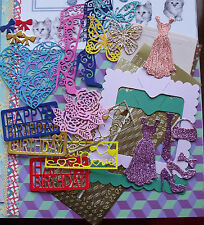 Mega Pack of Craft items for Card making or Scapbooking